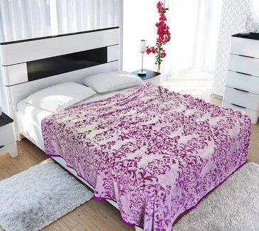 Плед микрофибра Tango Bicolor 3029-61 1,5-спальный в каталоге интернет-магазина Моя постель