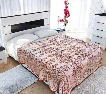 Плед микрофибра Tango Bicolor 3029-62 1,5-спальный в каталоге интернет-магазина Моя постель