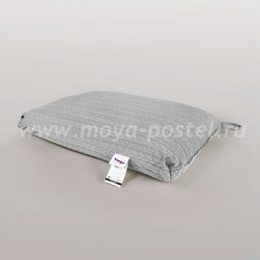 Подушка Tango Coleta COL5070-01, серая и другая продукция для сна в интернет-магазине Моя постель