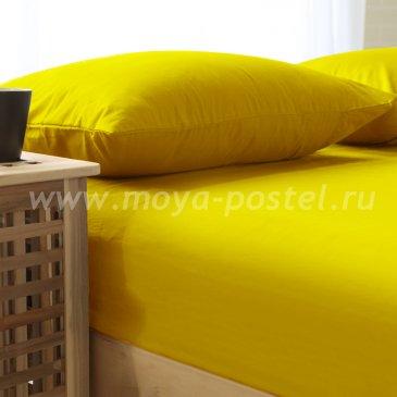 Простыня SOHO collection BS2426-23, желтый в интернет-магазине Моя постель