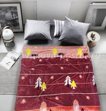 """Плед Tango Lindo 3014-343 микрофибра """"Фланель"""" евро в каталоге интернет-магазина Моя постель"""