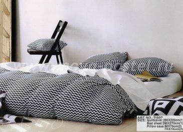 Постельное белье TIS07-99 4 наволочки , евро в интернет-магазине Моя постель