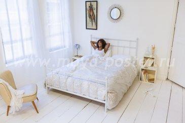 """Евро комплект постельного белья """"Венецианское кружево"""" в интернет-магазине Моя постель"""