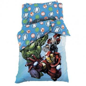 Постельное белье Этель Disney ETP-118-1 Мстители в интернет-магазине Моя постель