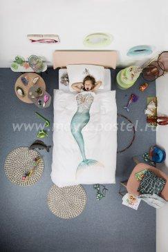 """Постельное белье """"Русалка"""", полуторное в интернет-магазине Моя постель"""
