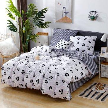 Комплект постельного белья Сатин C335 полуторное в интернет-магазине Моя постель