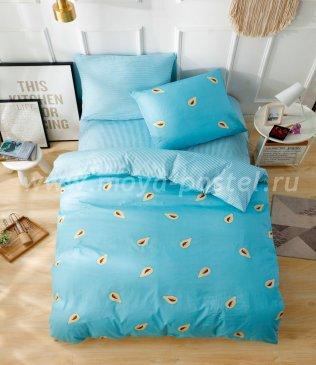 Комплект постельного белья из сатина CM053 в интернет-магазине Моя постель