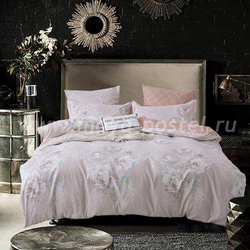 Комплект постельного белья Сатин вышивка CNR051, семейный 160х200 в интернет-магазине Моя постель