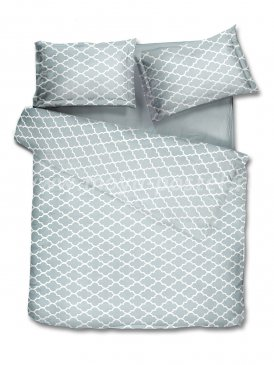 Постельное белье DecoFlux Сатин полуторный Morocco в интернет-магазине Моя постель
