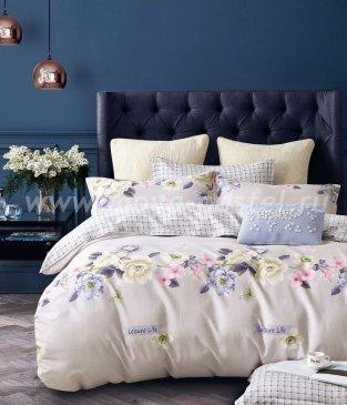 Постельное белье Twill TPIG2-680-50, двуспальное в интернет-магазине Моя постель