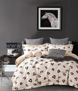 Постельное белье TPIG6-678 Twill евро 4 наволочки в интернет-магазине Моя постель