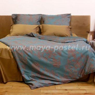 Постельное белье Home Republic CATANIA, семейное с нав. 50*70 в интернет-магазине Моя постель