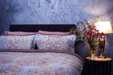 Комплект постельного белья DecoFlux Сатин Евро Gobelin Nightfall в интернет-магазине Моя постель