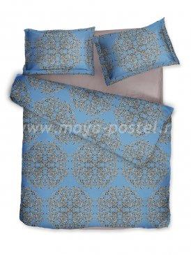 Комплект постельного белья DecoFlux Сатин семейный Gobelin Nightfall в интернет-магазине Моя постель