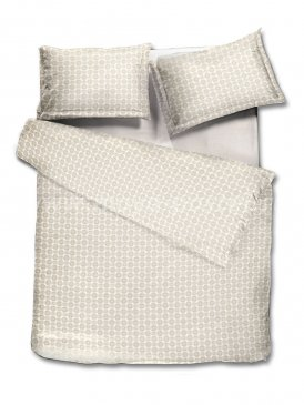 Комплект постельного белья DecoFlux Сатин полуторное Medallion в интернет-магазине Моя постель