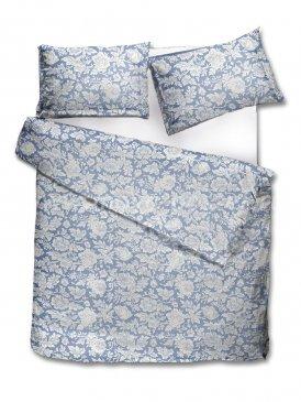 Комплект постельного белья DecoFlux Сатин семейный Normandia в интернет-магазине Моя постель