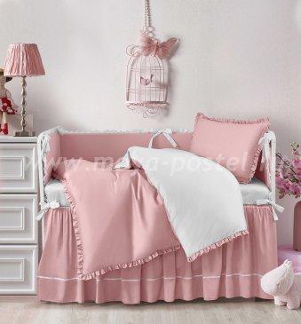 КПБ MÍA ROSA ROMANTICA, детский в интернет-магазине Моя постель