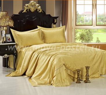 """Шелковый комплект """"Нанси"""", двуспальный в интернет-магазине Моя постель"""
