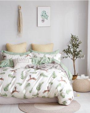 Постельное белье Twill TPIG2-691-50 двуспальное в интернет-магазине Моя постель