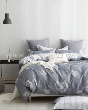 Постельное белье Twill TPIG6-694 евро 4 наволочки в интернет-магазине Моя постель
