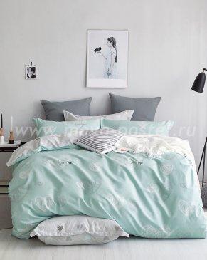 Постельное белье Twill TPIG6-695 евро 4 наволочки в интернет-магазине Моя постель