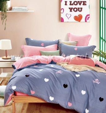 Постельное белье Twill TPIG6-772 евро 4 наволочки в интернет-магазине Моя постель