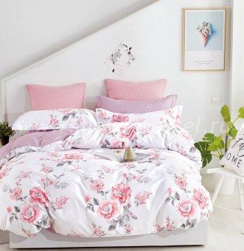 Постельное белье Twill TPIG6-905  евро 4 наволочки в интернет-магазине Моя постель