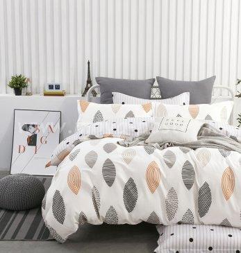 Постельное белье Twill TPIG6-915 евро 4 наволочки в интернет-магазине Моя постель