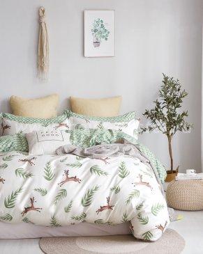 Постельное белье Twill TPIG2-691-70 двуспальное  в интернет-магазине Моя постель