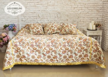 Покрывало на кровать гобелен 'Ete Indien' 120х220 см - интернет-магазин Моя постель
