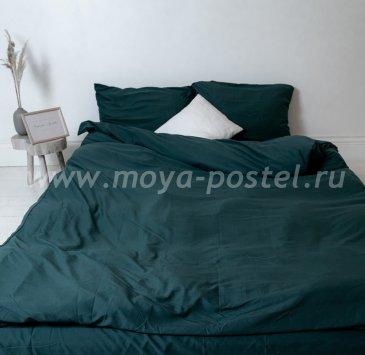 """Постельное белье """"Nude"""" Emerald, полуторное (50х70) в интернет-магазине Моя постель"""