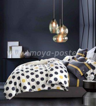 Кпб Египетский хлопок TIS07-179 евро 4 наволочки в интернет-магазине Моя постель