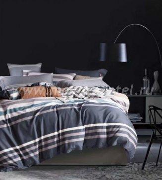 Кпб Египетский хлопок TIS07-180 евро 4 наволочки в интернет-магазине Моя постель