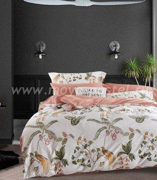 Кпб Египетский хлопок TIS07-182 евро 4 наволочки в интернет-магазине Моя постель