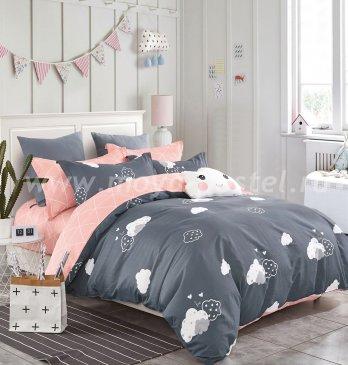 Постельное белье Twill TPIG5-534-70 семейное в интернет-магазине Моя постель