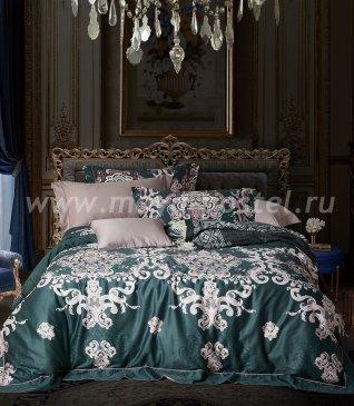 Кпб Египетский хлопок TIS07-165 евро 4 наволочки в интернет-магазине Моя постель