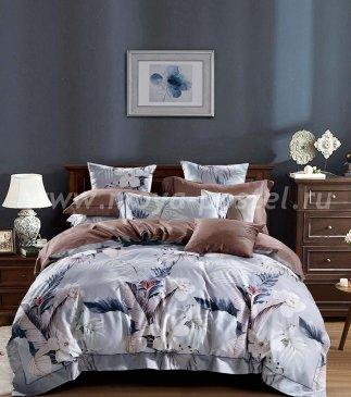 Кпб Египетский хлопок евро TIS07-168 4 наволочки в интернет-магазине Моя постель