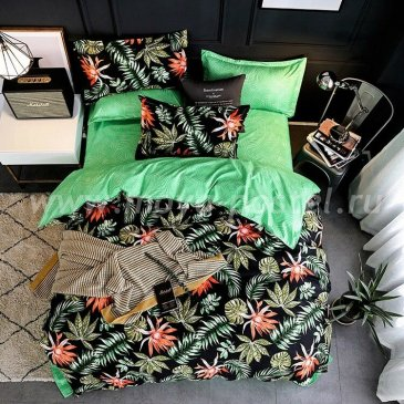 """Постельное белье Tropicana коллекция """"Design"""", двуспальное наволочки 50х70 в интернет-магазине Моя постель"""