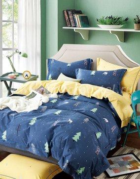 Кпб Фланель 1-MOMAE71 1,5-спальный 2 наволочки в интернет-магазине Моя постель