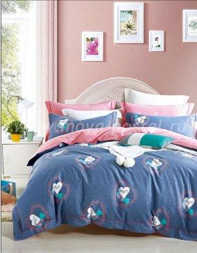 Кпб Фланель MOMAE74 Евро 2 наволочки в интернет-магазине Моя постель