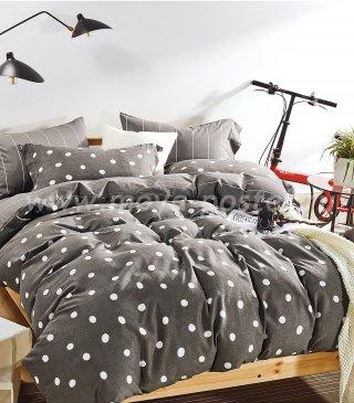 Кпб Фланель 1-MOMAE11 1,5-спальный 2 наволочки в интернет-магазине Моя постель