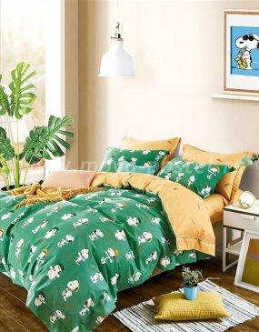 Кпб Фланель 1-MOMAE75 1,5-спальный 2 наволочки в интернет-магазине Моя постель