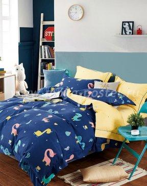 Кпб Фланель 1-MOMAE76 1,5-спальный 2 наволочки в интернет-магазине Моя постель