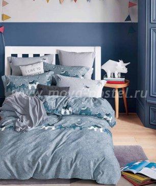 Кпб Фланель 1-MOMAE81 1,5-спальный 2 наволочки в интернет-магазине Моя постель