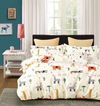 Кпб Фланель 1-MOMAE86 1,5-спальный 2 наволочки в интернет-магазине Моя постель