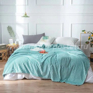 Плед фланелевый Tango Stripe ST1520-11 150x200 в каталоге интернет-магазина Моя постель