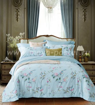 Постельное бельё Sharmes «Edem sky» евро в интернет-магазине Моя постель