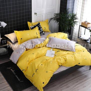 """Постельное белье Yellow Eyes коллекция """"Design"""", полуторное наволочки 70х70 в интернет-магазине Моя постель"""