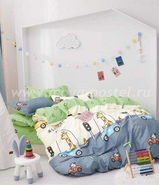 Постельное белье Twill TPIG4-1086 полуторное в интернет-магазине Моя постель
