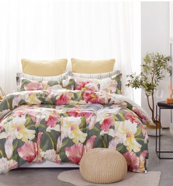 Постельное белье Twill TPIG6-1040 евро 4 наволочки в интернет-магазине Моя постель